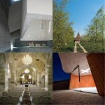 Dezeen's top ten: churches