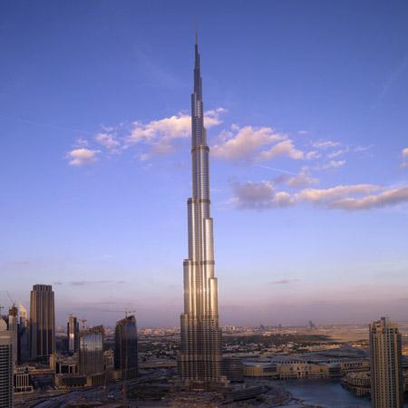 Burj Khalifa by SOM