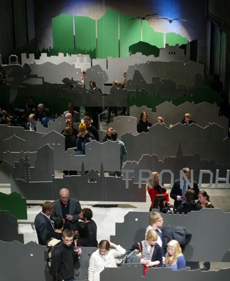 Евровидения от Fantastic Norway
