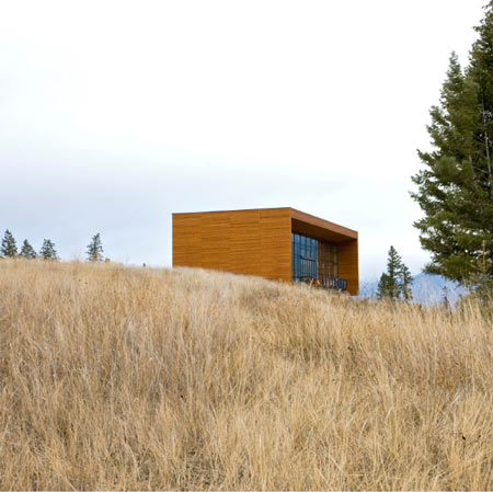 Frame House by The Marc Boutin Architectural Collaborative