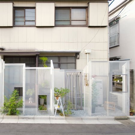 Ghost-like Architecture by Shingo Masuda and Katsuhisa Otsubo Architects