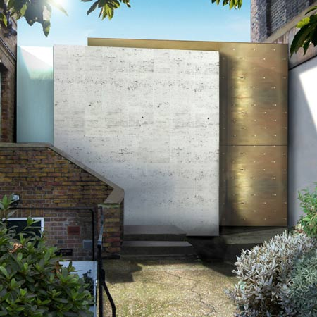 House in St. John's Wood by Hogarth Architects