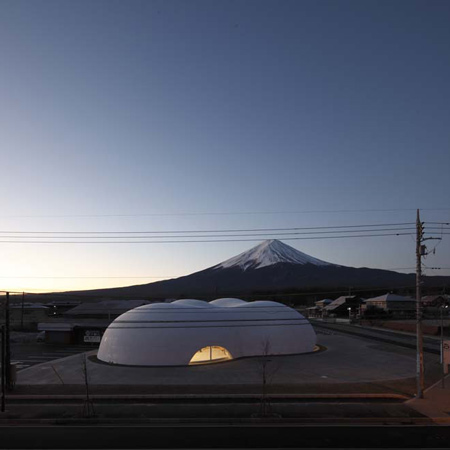 Hoto Fudo by Takeshi Hosaka Architects