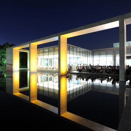 Jeju Provincial Art Museum by Gansam Partners