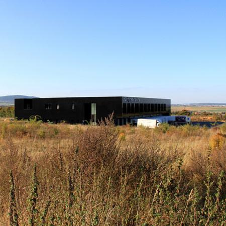 dzn_Logistics Centre Partyrent by Jarosch Architektur02