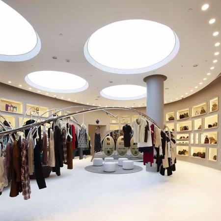 Marni store Las Vegas by Sybarite