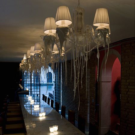 Palazzina Grassi by Philippe Starck