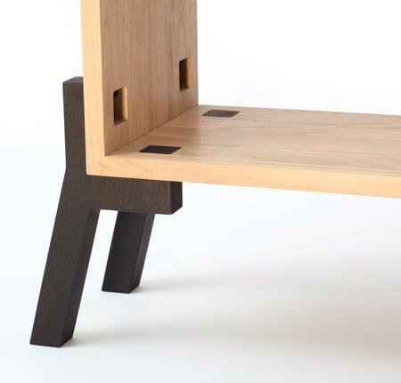 augenpralinen kreativ und individuell wohnen und einrichten regal stecken statt schrauben. Black Bedroom Furniture Sets. Home Design Ideas