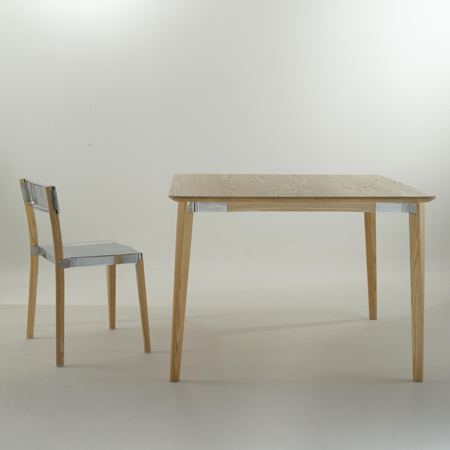 Lancaster by Michael Young for Emeco