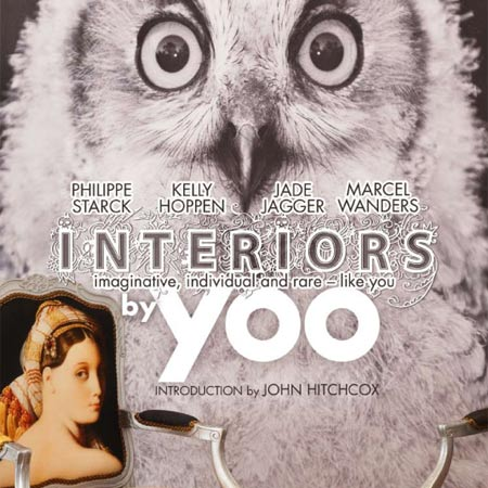 Competition: five copies of Interiors by Yoo to be won
