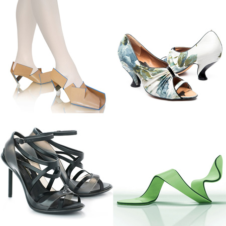 Dezeen's top ten: shoes