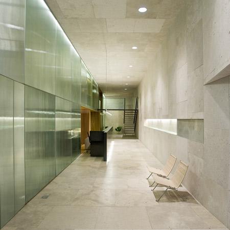 Oficina Caja de Arquitectos by Carlos Pereda Iglesias and Óscar Pérez Silanes