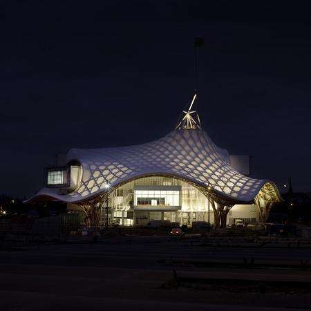 Centre Pompidou-Metz by Shigeru Ban