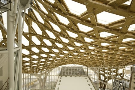 Centre Pompidou Metz By Shigeru Ban Dezeen