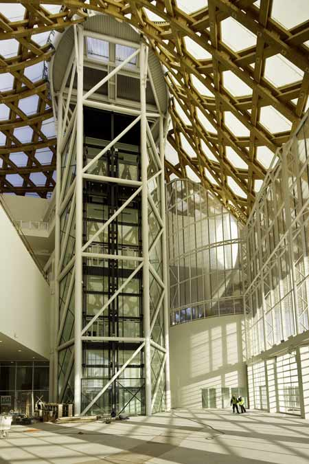 Centre pompidou metz by shigeru ban dezeen for Architecture ephemere shigeru ban