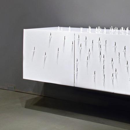 Cabinet by Dimitri Vangrunderbeek