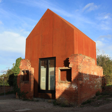The Dovecote Studio by Haworth Tompkins