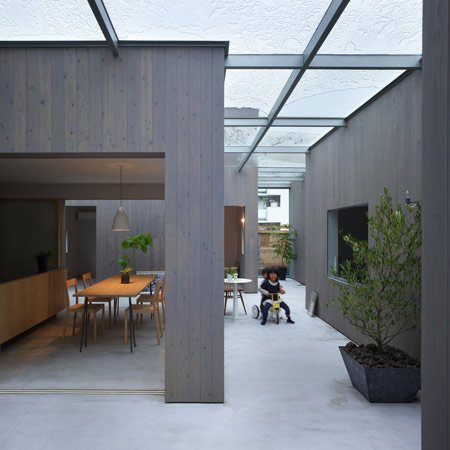 The Book Of Creation House In Buzen By Suppose Design Office