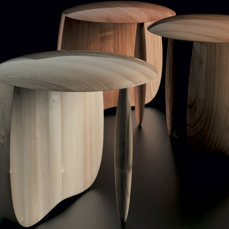 Stool by Aldo Bakker