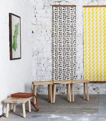 Superfolk A Stockholm Furniture Fair : 榊