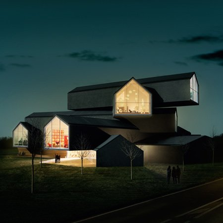 VitraHaus by Herzog & de Meuron