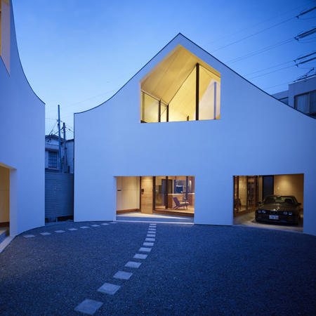 A House Made of Two by Akio Nakasa