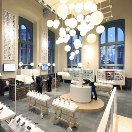 BASE flagship store by Creneau International
