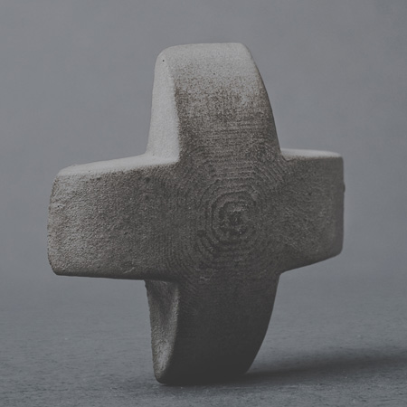 Concrete Buckle by Sruli Recht