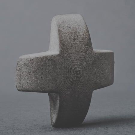 Concrete Buckle by Sruli Recht
