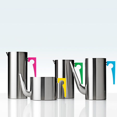 Cylinda and Dot by Paul Smith for Stelton