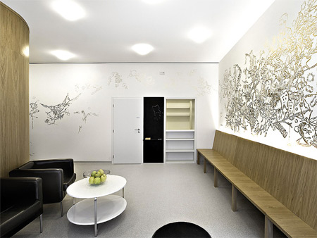 d vision dental clinic by a1 architects dezeen
