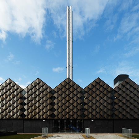 University of Liverpool Heating Infrastructure by Levitt Bernstein