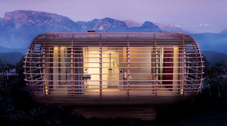 Magnificent Fincube By Studio Aisslingera Dezeen Largest Home Design Picture Inspirations Pitcheantrous