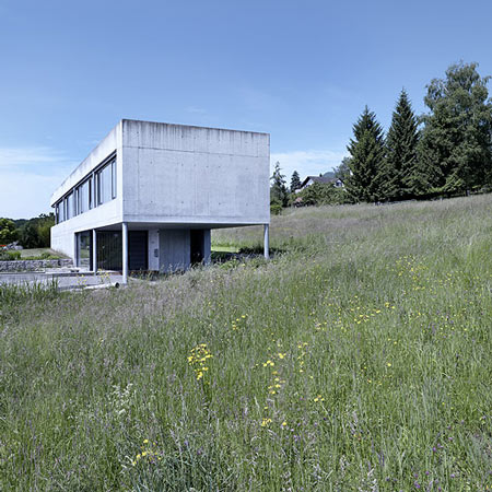 House Szélpal by Felber Szélpal Architekten