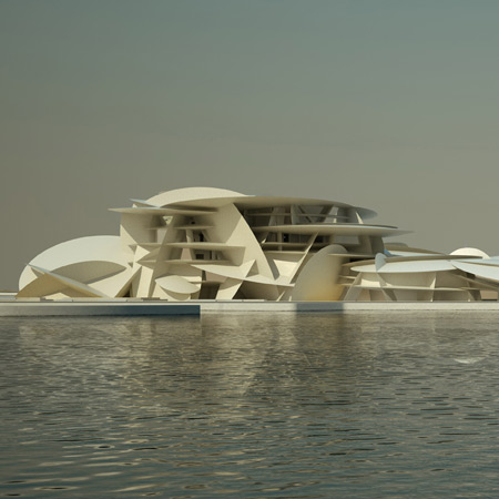 National Museum Of Qatar By Jean Nouvel Dezeen