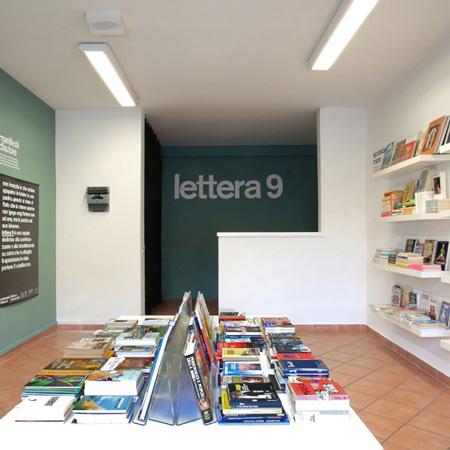 Lettera 9 by Demian Conrad
