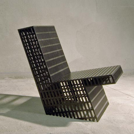 Myrkr Chair by WORD