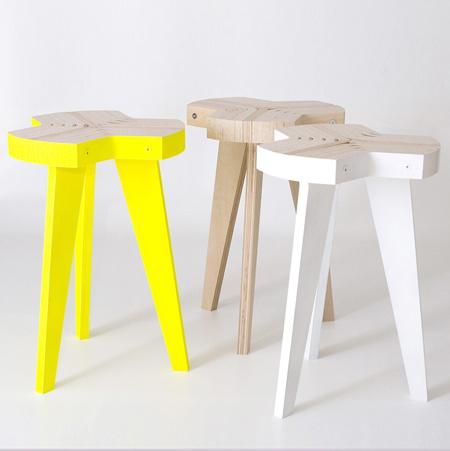 Superb Offset By Giorgio Biscaro Design Studio Dezeen Theyellowbook Wood Chair Design Ideas Theyellowbookinfo