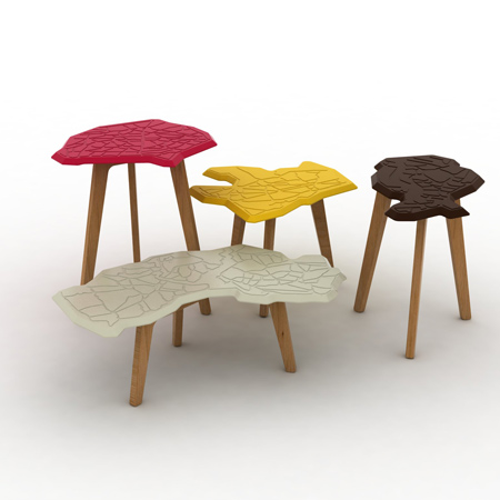 Poliart Design Luca Nichetto for Casamania