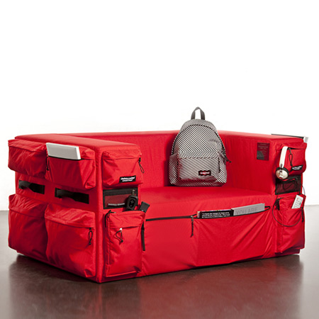 Built to Resi(s)t by Quinze & Milan and Eastpak