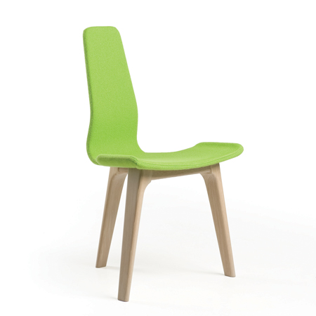 Upholstered Tapas Chair by Matthew Hilton