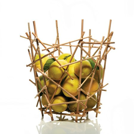 Blow Up – Bamboo by the Campana Brothers for Alessi