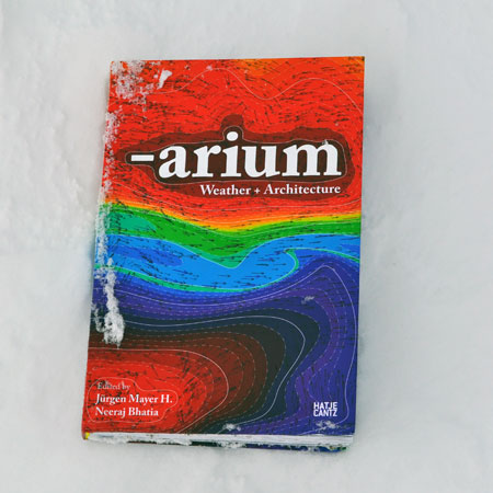 Competition: five copies of Arium - Weather and Architecture to be won