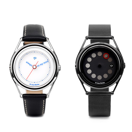 Competition: four Mr Jones Watches to be won