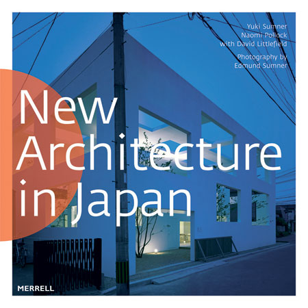 Competition: five copies of New Architecture in Japan to be won