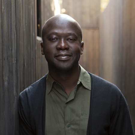 Dezeen podcast: David Adjaye at the Design Museum
