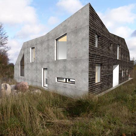 Liiva House by Muru & Pere