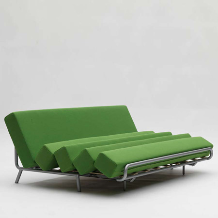 //Slash sofa by Adrien Rovero for Campeggi