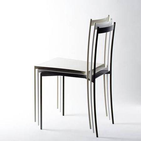Wire-chair by Nendo