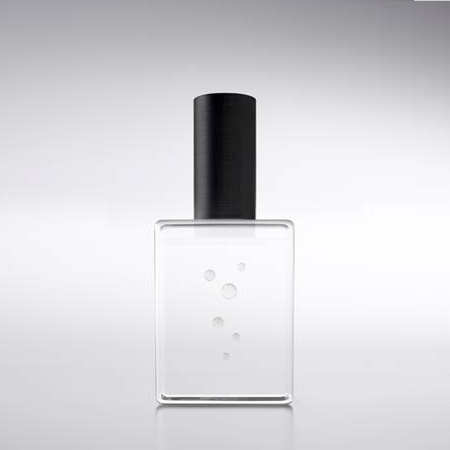 Clear Perfume Bottle by Nendo for 1%